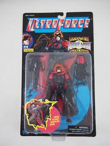 UltraForce Shadowfire Night Man Action Figure, 1995 Galoob, Ultra Force, NEW