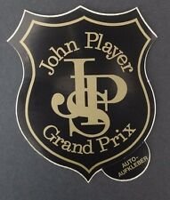 Aufkleber JOHN PLAYER SPECIAL JPS  Grand Prix 70er Racing Sticker Oldtimer