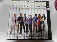 7 VIDAS Stagione 3 Completa 13 DVD 24 Serie + DVD de Extra Unica Ebay
