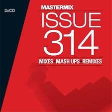 Mastermix Issue 314 Twin DJ CD Set Mixes ft New Romantics & Tom Jones Megamixes
