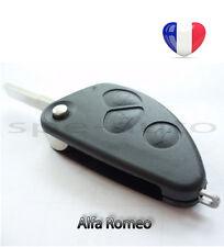plip coque clé ALFA ROMEO 3 boutons 159 Brera 147 156 166 GT JTD TS GTA Mito