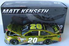 Matt Kenseth 2014 Dollar General 1:24 Color Chrome Nascar Diecast