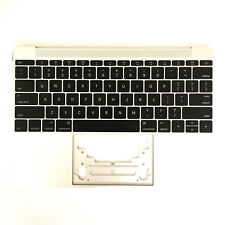 95% New Silver US Keyboard Topcase 613-01195-A for...