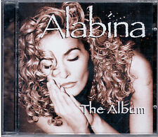 "ALABINA  ""THE ALBUM""  CD NUOVO SIGILLATO"