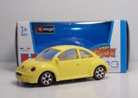 Bburago 30010 VW New BEETLE - METAL Scala 1:43