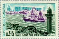 FRANCE - 1967 - Tourism - Boulogne sur Mer - MNH - Sc. #1189