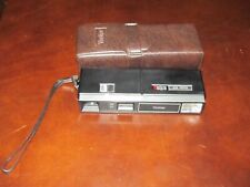 Camera Vivitar 602 with Carrying Case Included - Build in Flash Good Condition