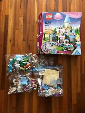 Lego Friends & Disney,#41055 Cinderella's Castle, 3/5 Bags Still Sealed, RETIRED