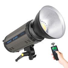 200Ws Dimmable LED Video Light 5600K Daylight Balanced Video Light