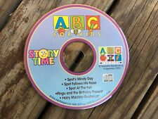 CD ABC FOR KIDS STORY TIME SPOT PINGU AND HAIRY MACLARY STORIES  EUC