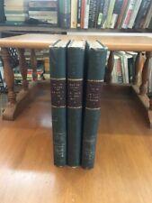 Marcel Proust Le Côté De Guermantes Vol 1-3 Hardcover 1930 Paris Top Gold Gilt