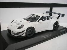 Porsche 911 Gt3 R 2018 White 1/18 Minichamps 155186900