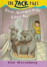 Zack Files 01: My Great-grandpa's in the Litter Box by Dan Greenburg, Jack E. Da