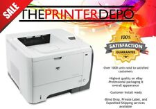 HP LaserJet P3015DN Printer Fully Remanufactured W/Low Page Count CE528A
