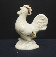 Lenox Porcelain China Jewels Collection Rooster 1992