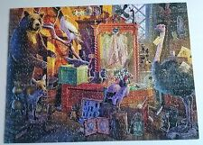 Ceaco Jigsaw Puzzle Smithsonian Hope Diamond 1000 pieces - Complete
