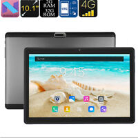 10.1 inch Android 7.0 Octa Core Tablet 4G LTE Dual SIM Phone Call 2G + 32GB WiFi