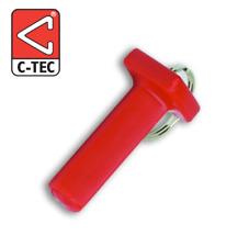 10 Confezione di 10 C-Tec chiamata infermiera 800 Sistema Magnetico CHIAVI RESET-nc803m