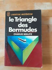 Le Triangle des Bermudes - Charles Berlitz - J'ai Lu (1981)