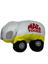 MAC Tools - New Tool Truck Pillow Pet - White & Yellow - Super Soft *LOOK WOW*