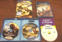 CLASH OF THE TITANS/WRATH OF THE TITANS (BLU-RAY SET)