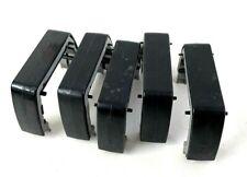 Lot Of 5 Black Whelen Light Bar Lens Divider Spacer Liberty Patriot Lfl Lightbar