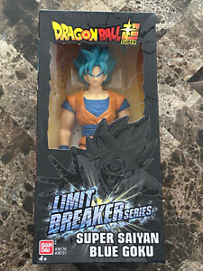 "Dragon Ball Super ~ 12"" SUPER SAIYAN BLUE GOKU FIGURE ~ Limit Breaker Series"