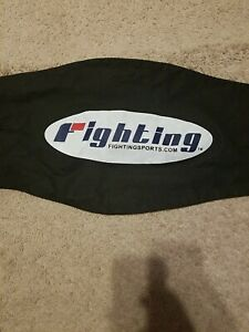 CHAMPIONSHIP wrestling cloth  CARRYING bag for TITLE belts bag only adult SIZE