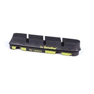 SwissStop Flash Pro Black Prince Brake Pads Shimano Sram for carbon rim 2 / 4pcs