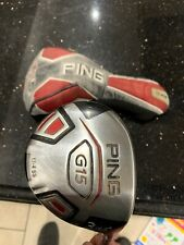 Pre Owned Ping G15 3 Wood, Stiff Flex Shaft