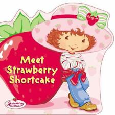 Meet STRAWBERRY SHORTCAKE (Brand New Paperback) Justine Fontes