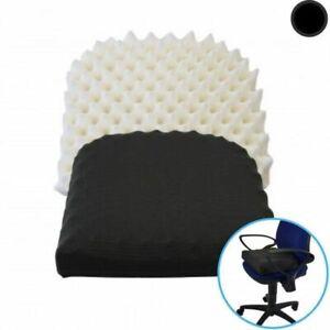 Office Pressure Relief Ripple Convoluted Foam Cushion