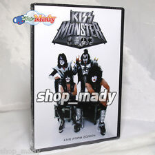 KISS MONSTER - Live From Zürich - 1 DVD Región 1 Y 4