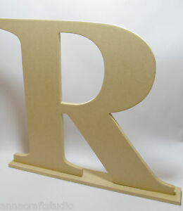 FREESTANDING 40 CM letters-sign plaque-Home decoration-Hand Made-Georgia