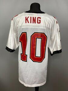 SHAUN KING TAMPA BAY BUCCANEERS SHIRT NFL FOOTBALL JERSEY ADIDAS MENS SIZE XL