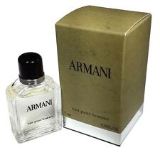 Armani By Giorgio Armani 7 mL EDT Splash Mini For Men New In Box SALE SALE SALE