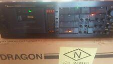 New Listingnakamichi dragon cassette deck