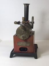 Antique Weeden Steam Engine Toy Metal V352