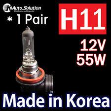 HONDA INSIGHT ODYSSEY MAZDA CX9 Halogen Headlight Globes Bulbs XV(2012) H11 55W