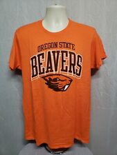 Oregon State University Beavers Adult Large Orange TShirt