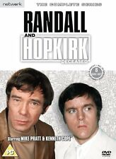 RANDALL AND HOPKIRK (Deceased)  Complete Series,  8-Disc Set    Fast  Post