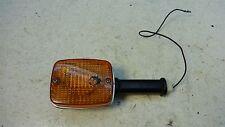 1981 Suzuki GS650G GS 650 S367. single turn signal winker blinker
