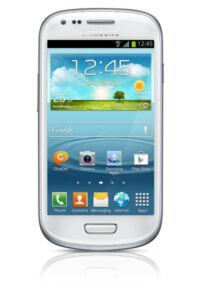 Samsung Galaxy S III Mini GT-I8190 - 8GB - Marble White (Unlocked) Smartphone