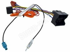 Câble adaptateur autoradio connecteur faisceau ISO pour ISO OPEL SIGNUM / TIGRA