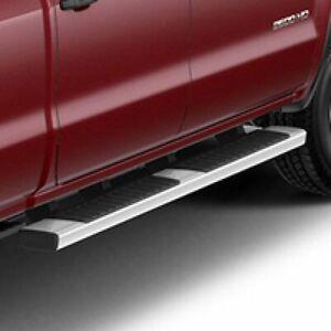 "NEW GENUINE GM EXT CAB w/ DIESEL ENGINE 6"" STEP PACKAGE 15-20 SIERRA SILVERADO"