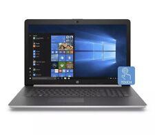 "HP 17.3"" TouchScreen Laptop/i5-3.9 GHz/8GB RAM/256GB I5-8265U (SEALED)‼️✅🌟‼️"