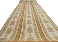 Runner Rugs Prestige Wool Blend Woven Carpet Rug  Beige Choose Size 30''.