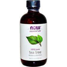 """""""Now Foods Tea Tree Oil, 12 Ounces"""""""