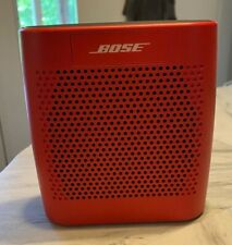 Bose SoundLink Color Red