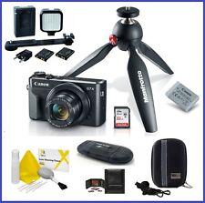 Canon PowerShot G7 X Mark II Digital Camera Video Creator Kit PRO Bundle
